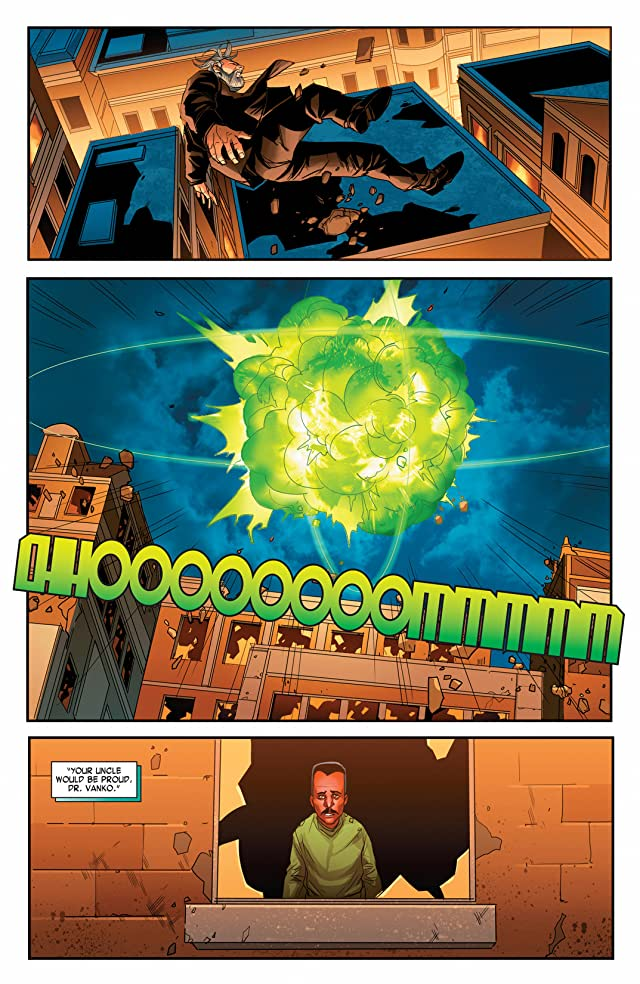 click for super-sized previews of Thunderbolts (2012-) #9
