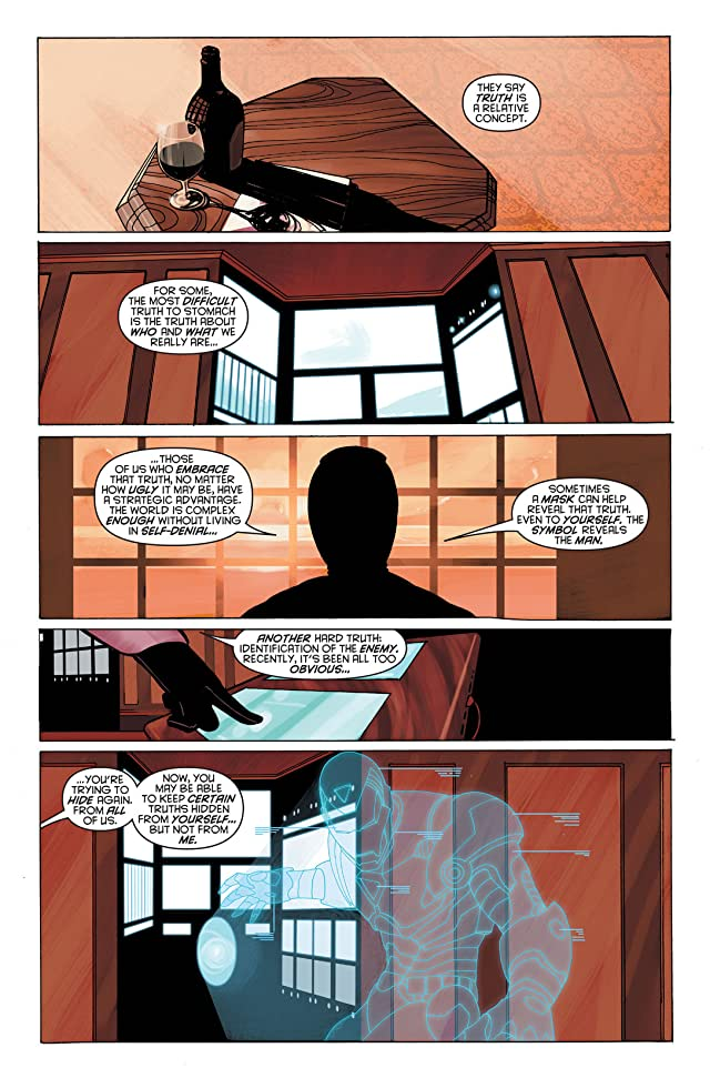 click for super-sized previews of Iron Man: The Inevitable #1