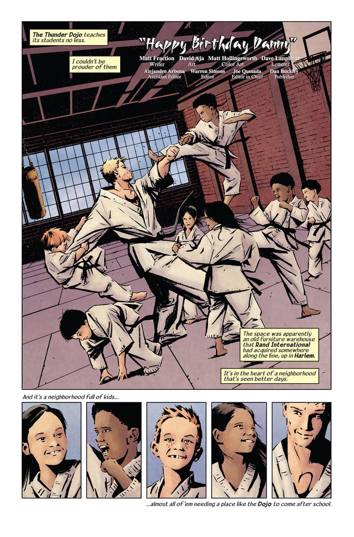 Immortal Iron Fist #16
