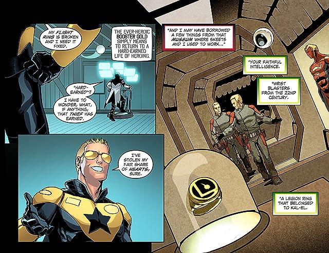 Smallville: Season 11 #48