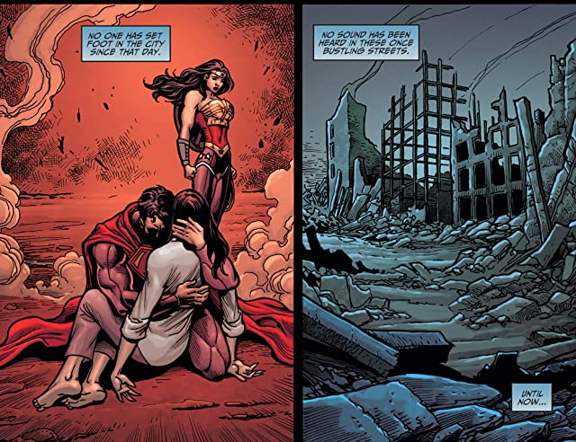 click for super-sized previews of Injustice: Gods Among Us (2013) #20