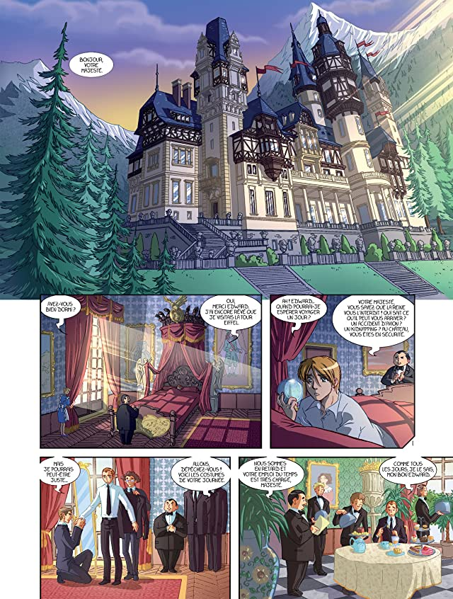 click for super-sized previews of Un prince à croquer Vol. 1: Entrée