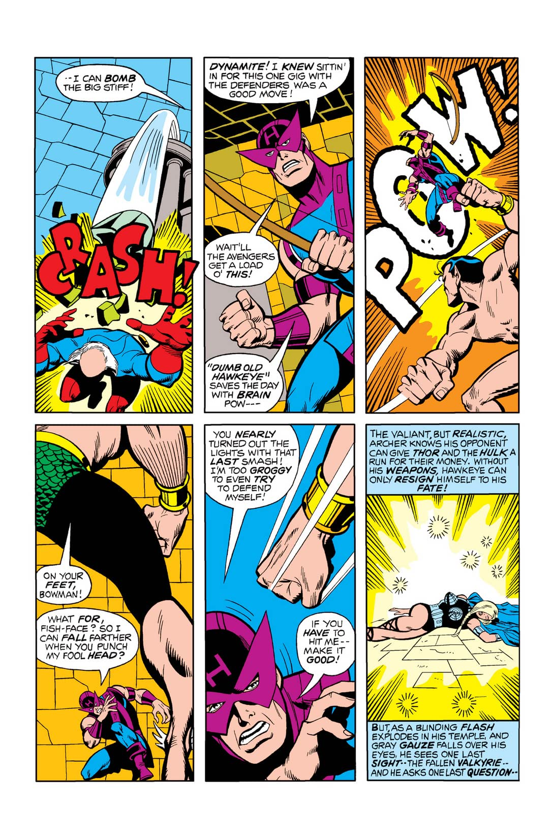 Defenders (1972-1986) #8