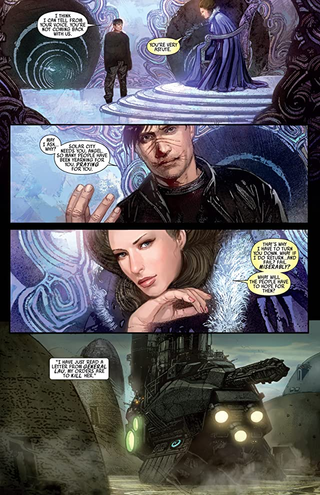 click for super-sized previews of After Dark #3