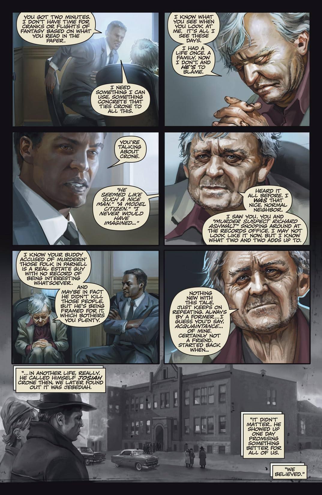 Abattoir #5 (of 6)