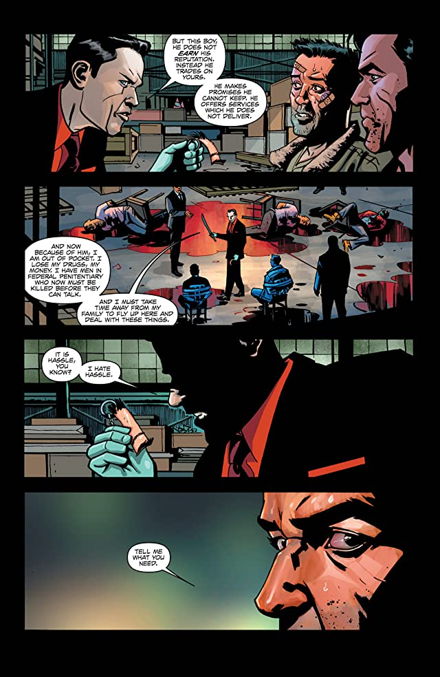 click for super-sized previews of Thief of Thieves #14