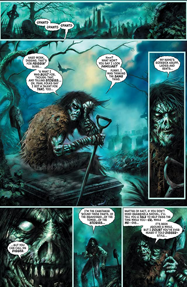 click for super-sized previews of Dead of Night Featuring Man-Thing #1 (of 4)