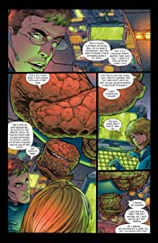 Ultimate Fantastic Four #15