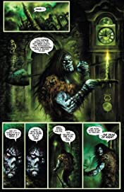 Dead of Night Featuring Man-Thing #4 (of 4)