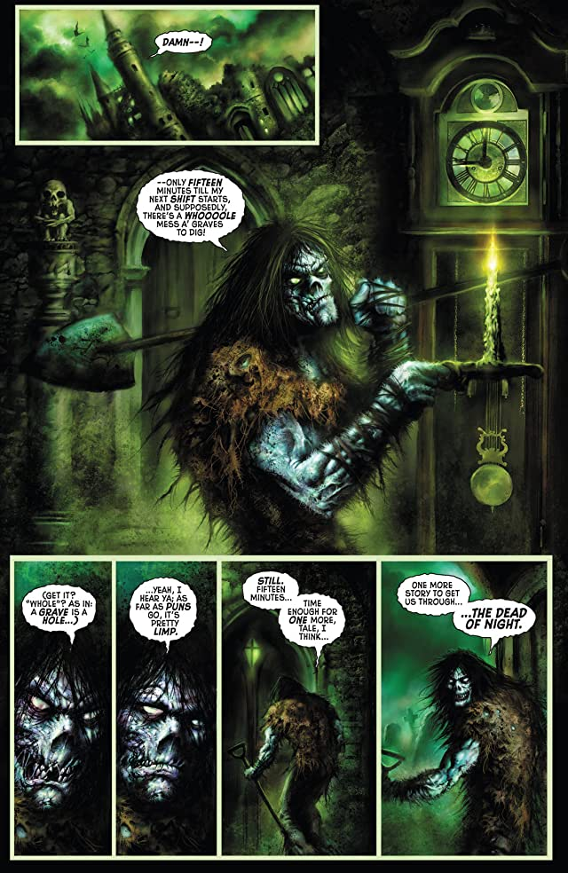 click for super-sized previews of Dead of Night Featuring Man-Thing #4