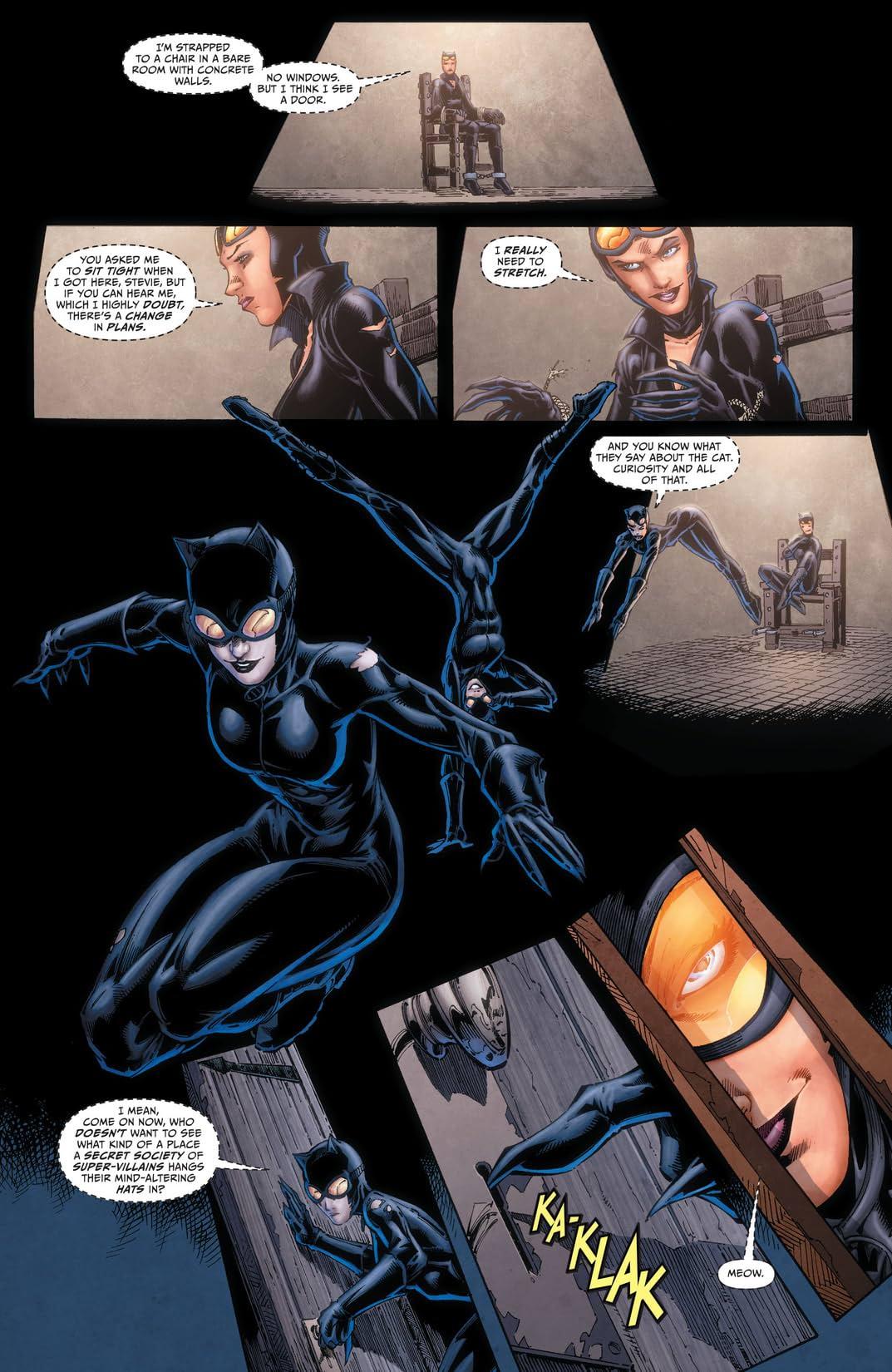 Justice League of America (2013-2015) #4
