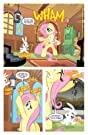 click for super-sized previews of My Little Pony: Micro Series - Fluttershy #4