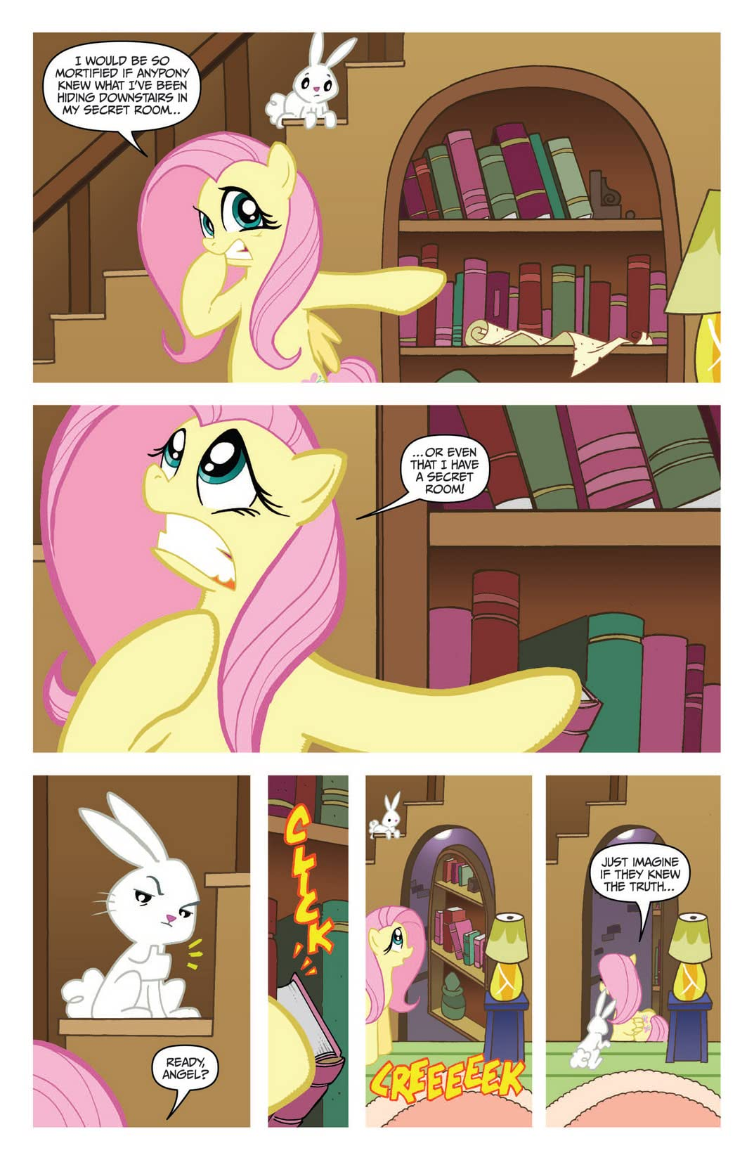 My Little Pony: Micro Series - Fluttershy #4