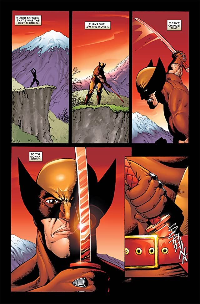 click for super-sized previews of Wolverine: Origins #1