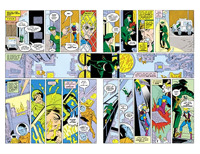 click for super-sized previews of Teen Titans Spotlight (1986-1988) #5