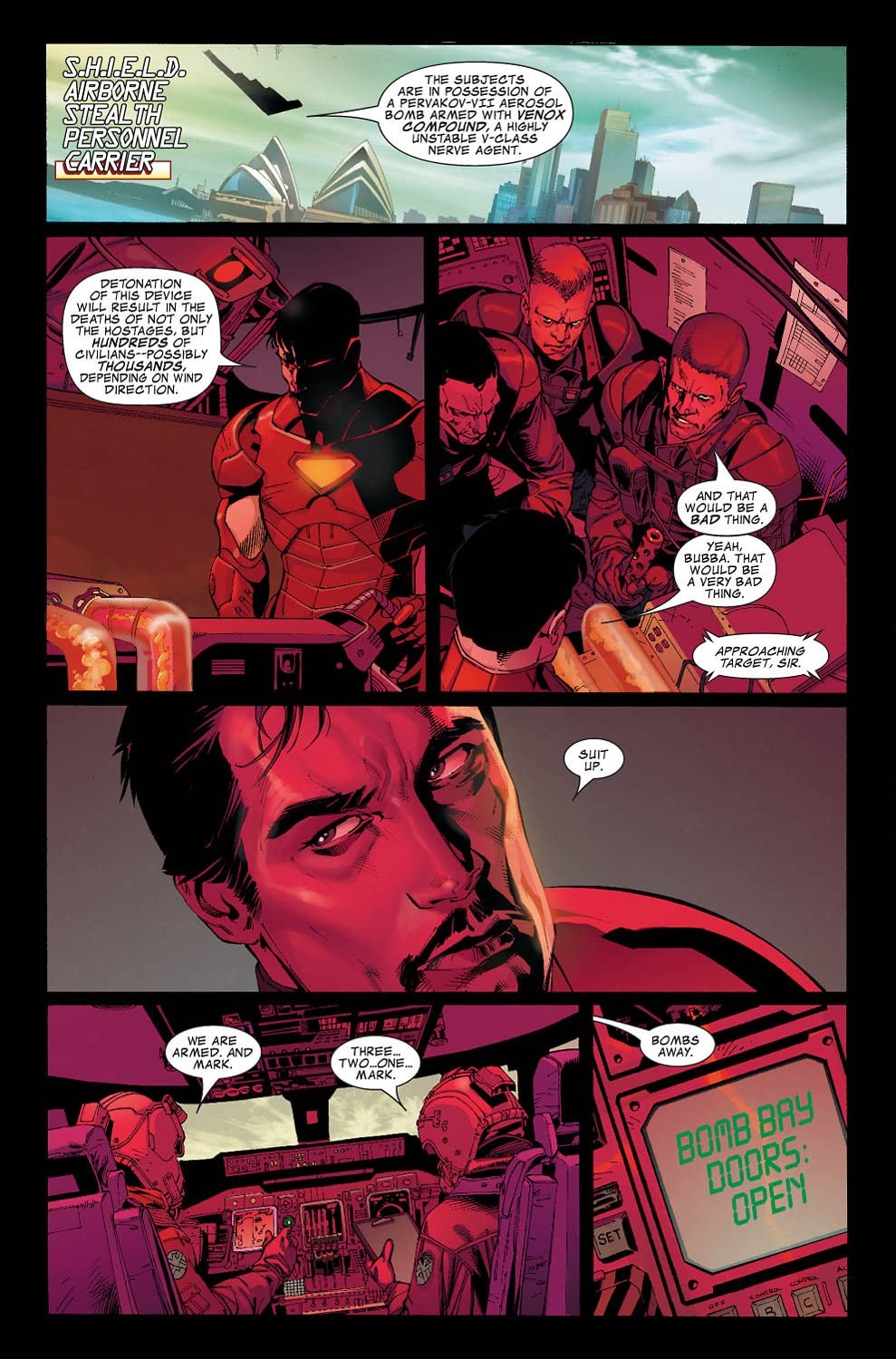 Iron Man: Director of S.H.I.E.L.D. #15