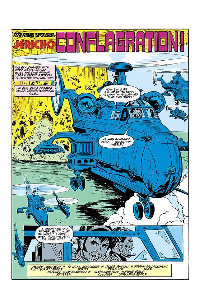 Teen Titans Spotlight (1986-1988) #6