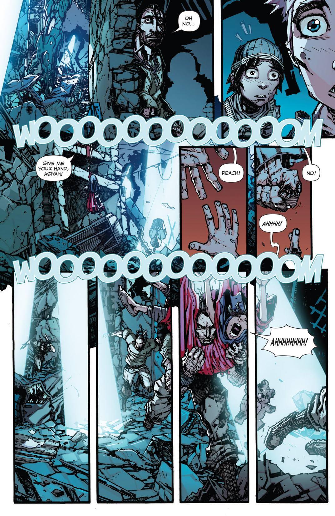 Jinnrise #5 (of 6)