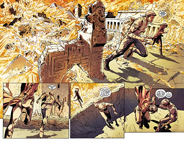 click for super-sized previews of Uncharted #6