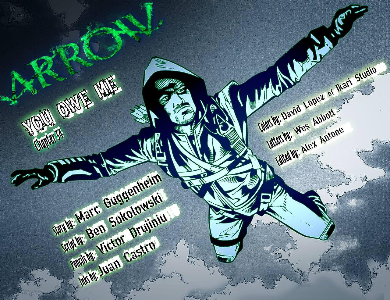 Arrow (2012-2013) #34
