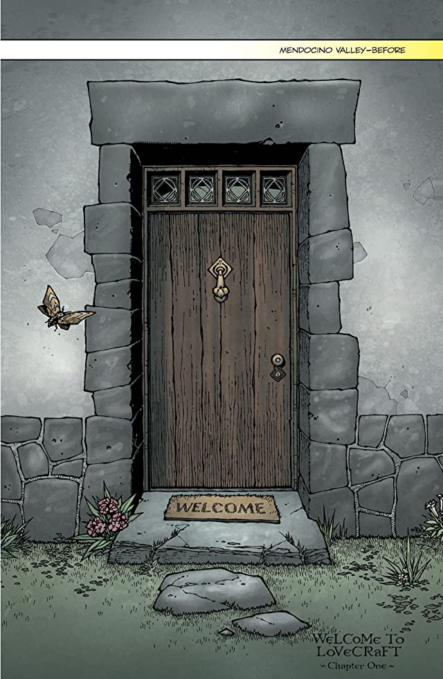 click for super-sized previews of Locke & Key: Welcome To Lovecraft #1