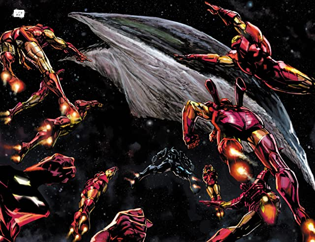 click for super-sized previews of Iron Man: Director of S.H.I.E.L.D. #19