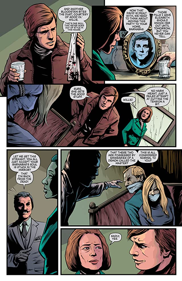 click for super-sized previews of Dark Shadows (Ongoing) #17