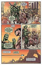 Dejah Thoris and the Green Men of Mars #4 (of 12)