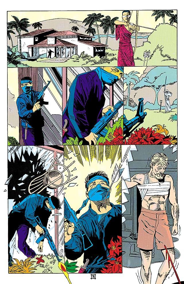 Green Arrow (1988-1998) #11