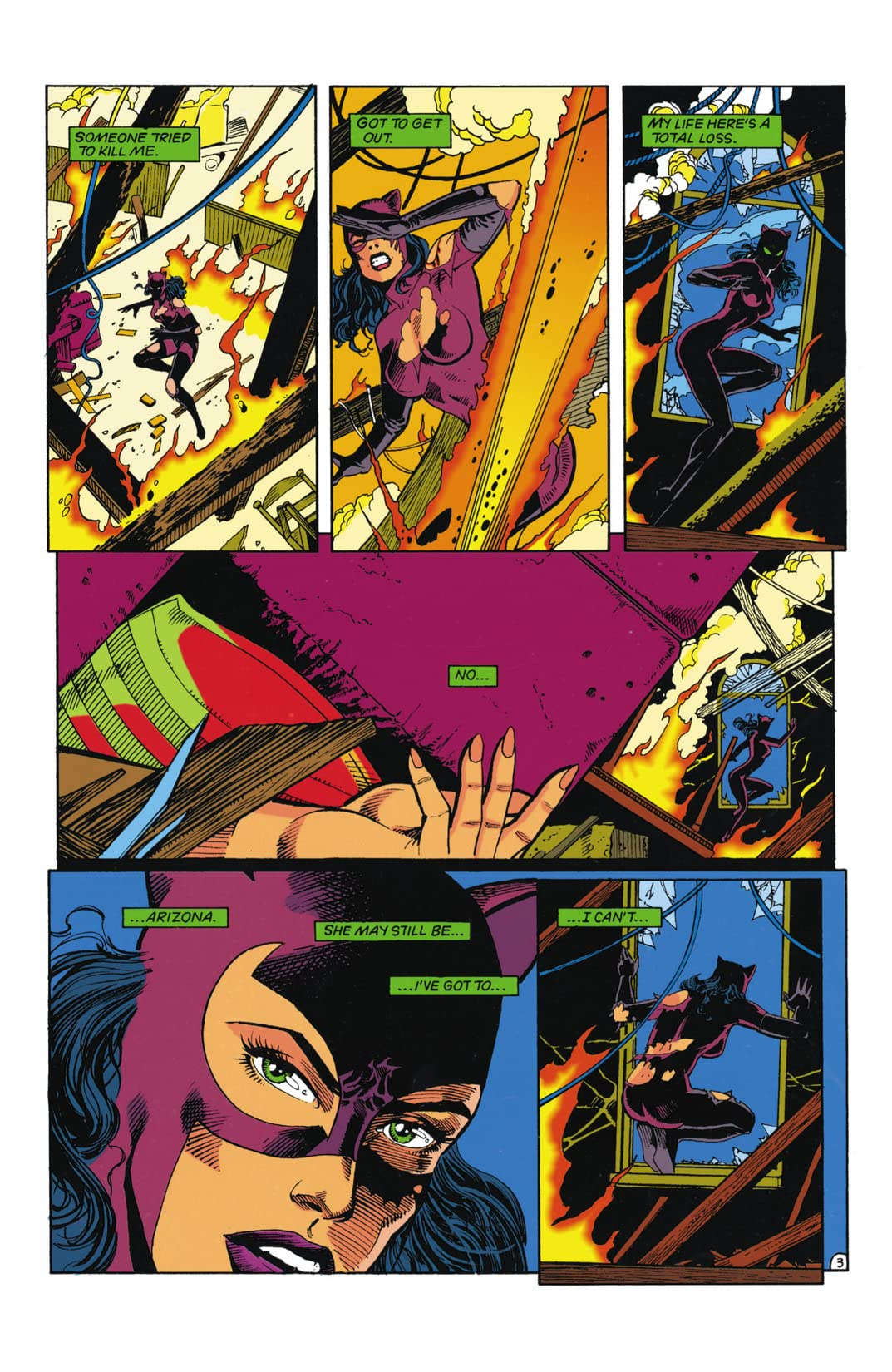 Catwoman (1993-2001) #2