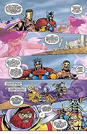 Kirby: Genesis - Dragonsbane #4
