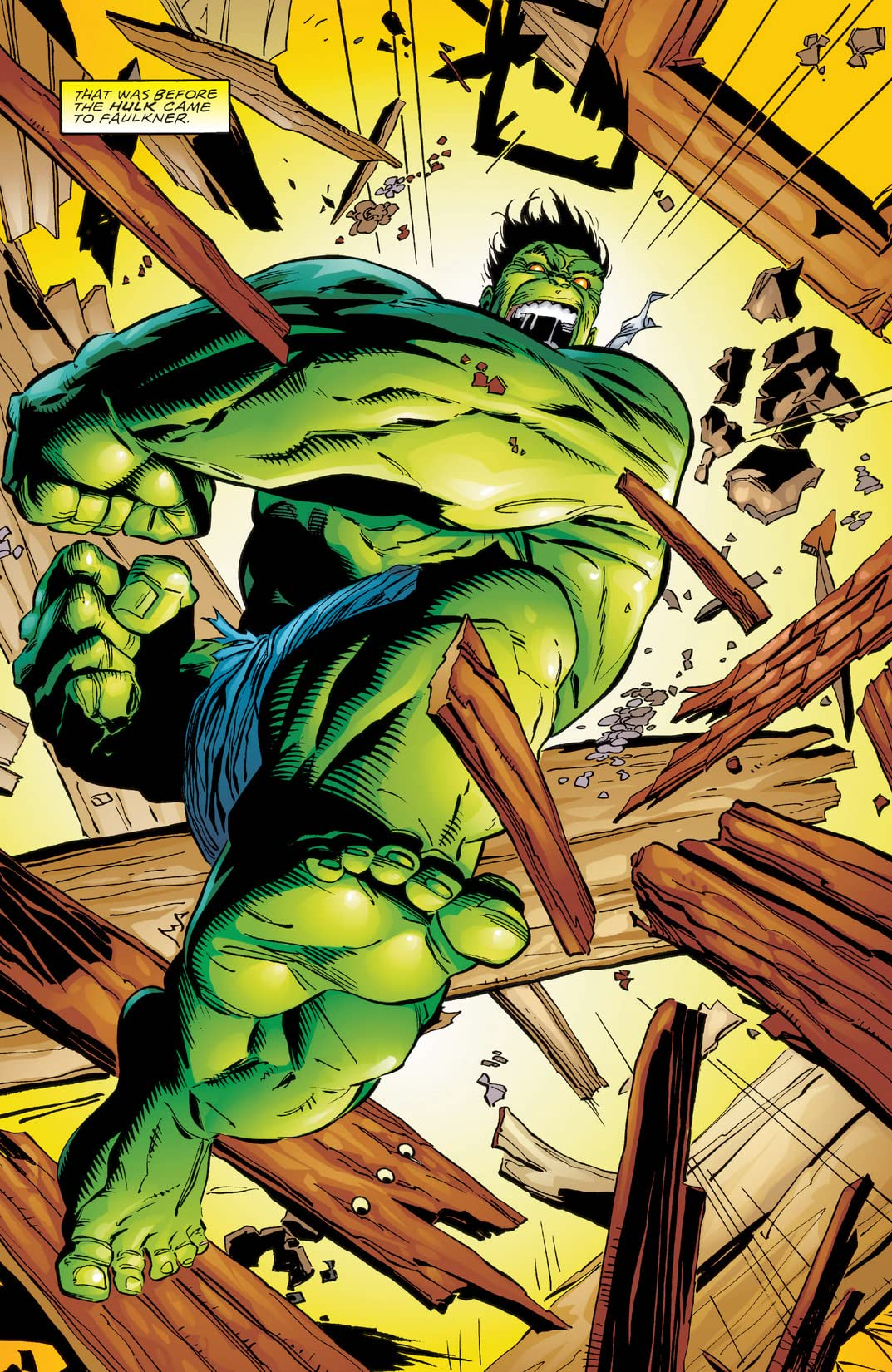 Incredible Hulk (1999-2007) #2