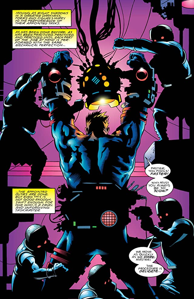 click for super-sized previews of Incredible Hulk (1999-2008) #3