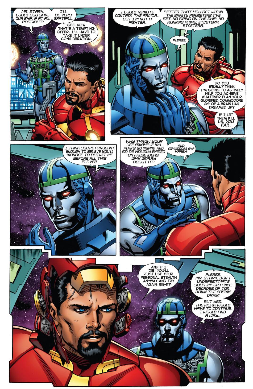 Iron Man (2012-2014) #11