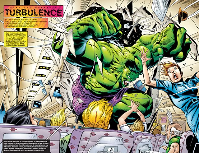 click for super-sized previews of Incredible Hulk (1999-2008) #4
