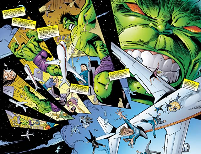 Incredible Hulk (1999-2008) #4