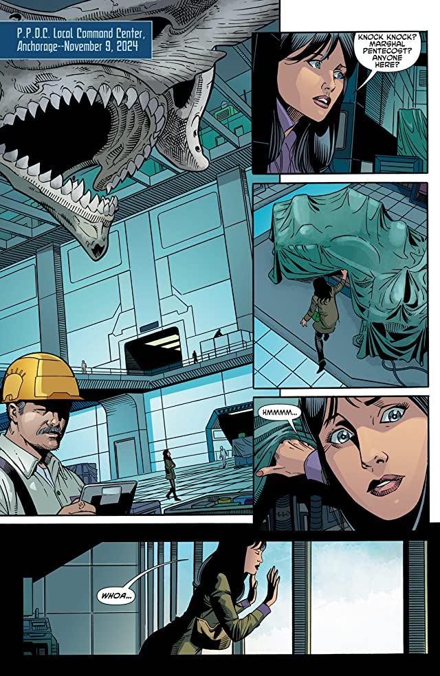 click for super-sized previews of Pacific Rim: Tales From Year Zero