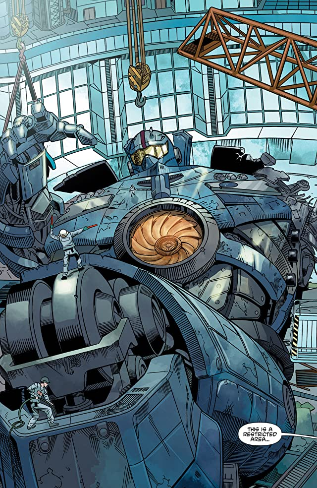 Pacific Rim: Tales From Year Zero