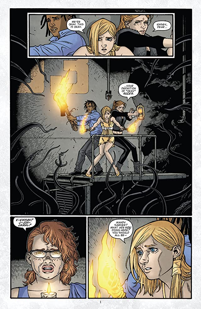 click for super-sized previews of Locke & Key: Omega #5 (of 5)