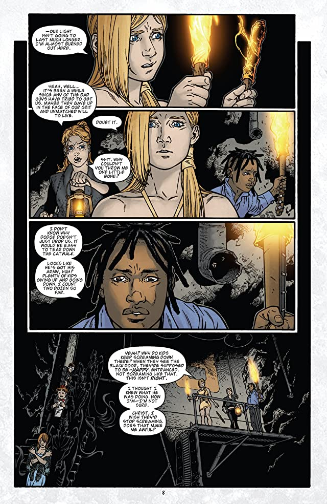 Locke & Key: Omega #5 (of 5)