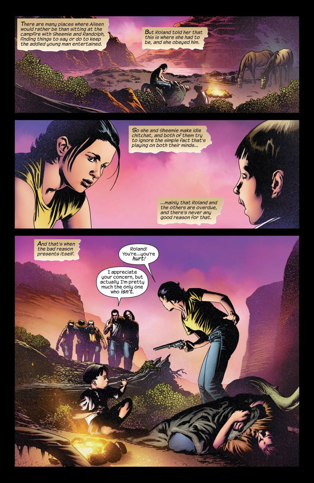 Dark Tower: The Gunslinger - Evil Ground #2 (of 2)