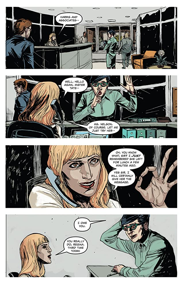 click for super-sized previews of Bedlam #7