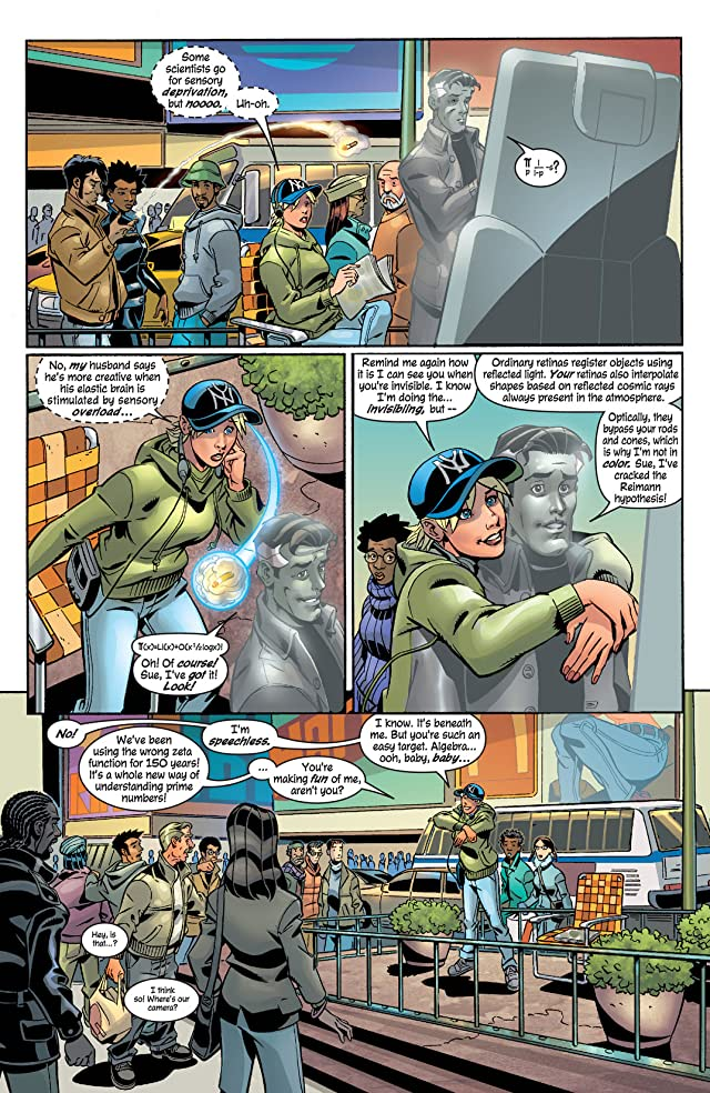 click for super-sized previews of Fantastic Four (1998-2012) #62