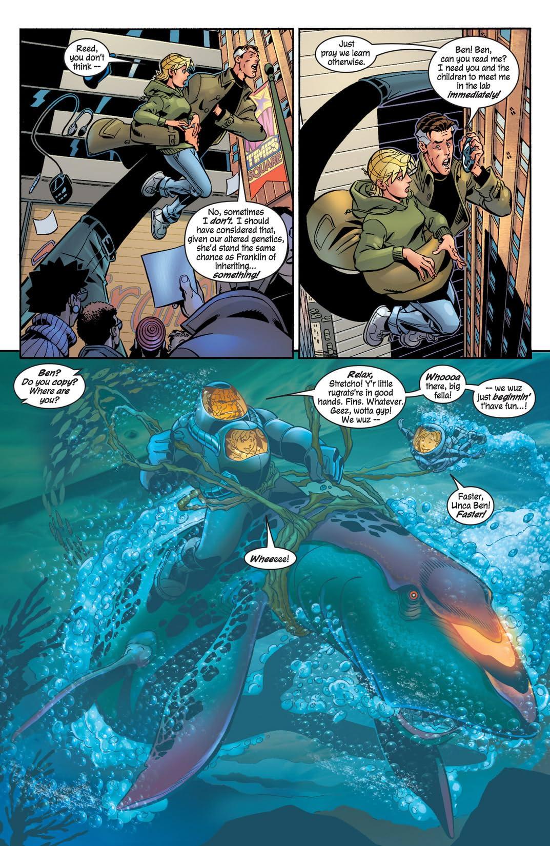 Fantastic Four (1998-2012) #62