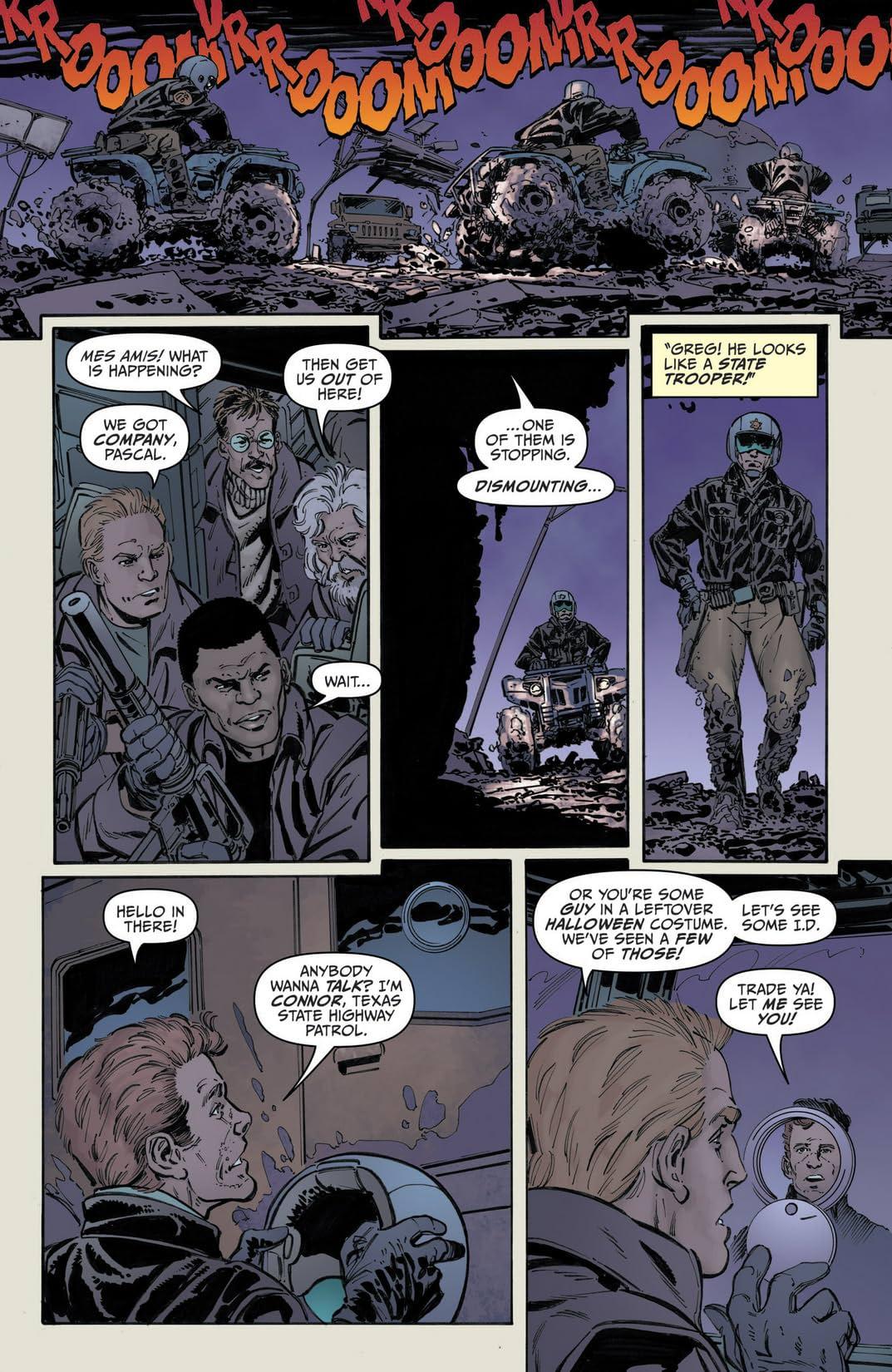 Doomsday.1 #2 (of 4)