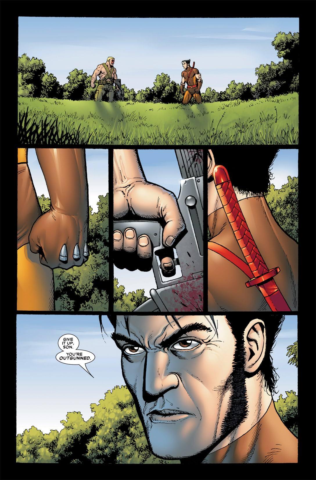 Wolverine: Origins #3