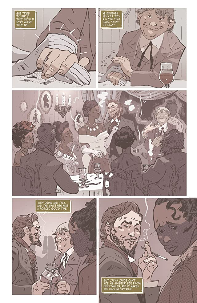 Django Unchained #4 (of 7)