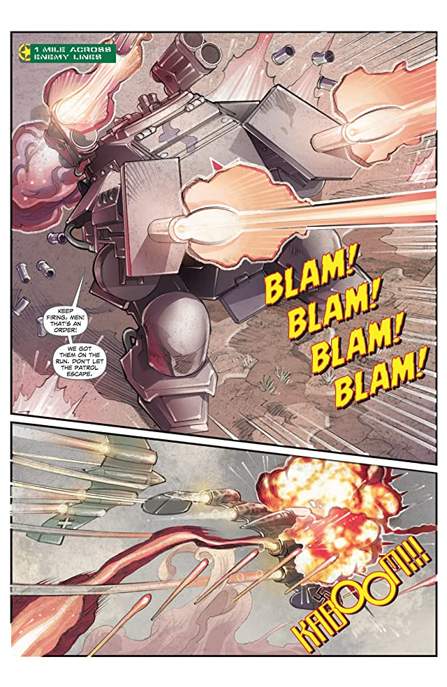 click for super-sized previews of Dust Wars #3 (of 3)
