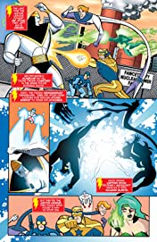 Justice League Unlimited #20