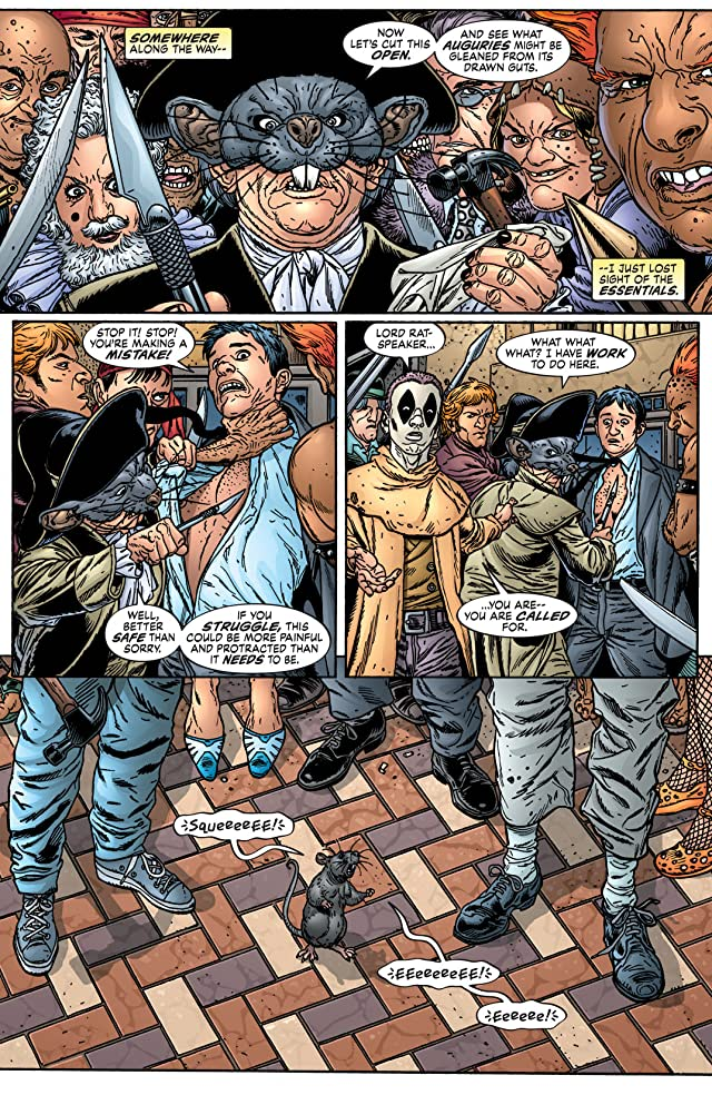 click for super-sized previews of Neil Gaiman's Neverwhere #3